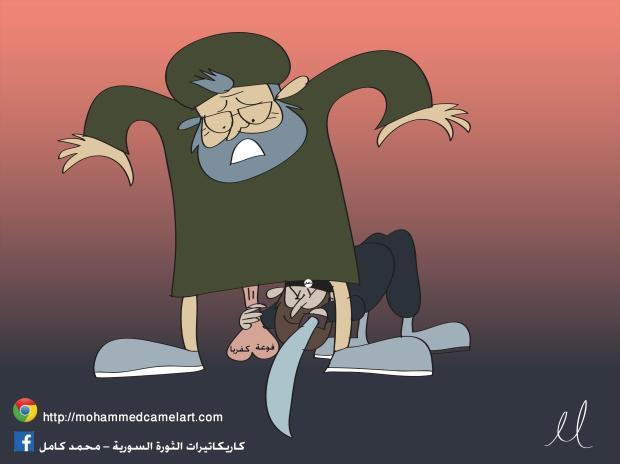داعش مسك حزب الله على الوتر الحساس