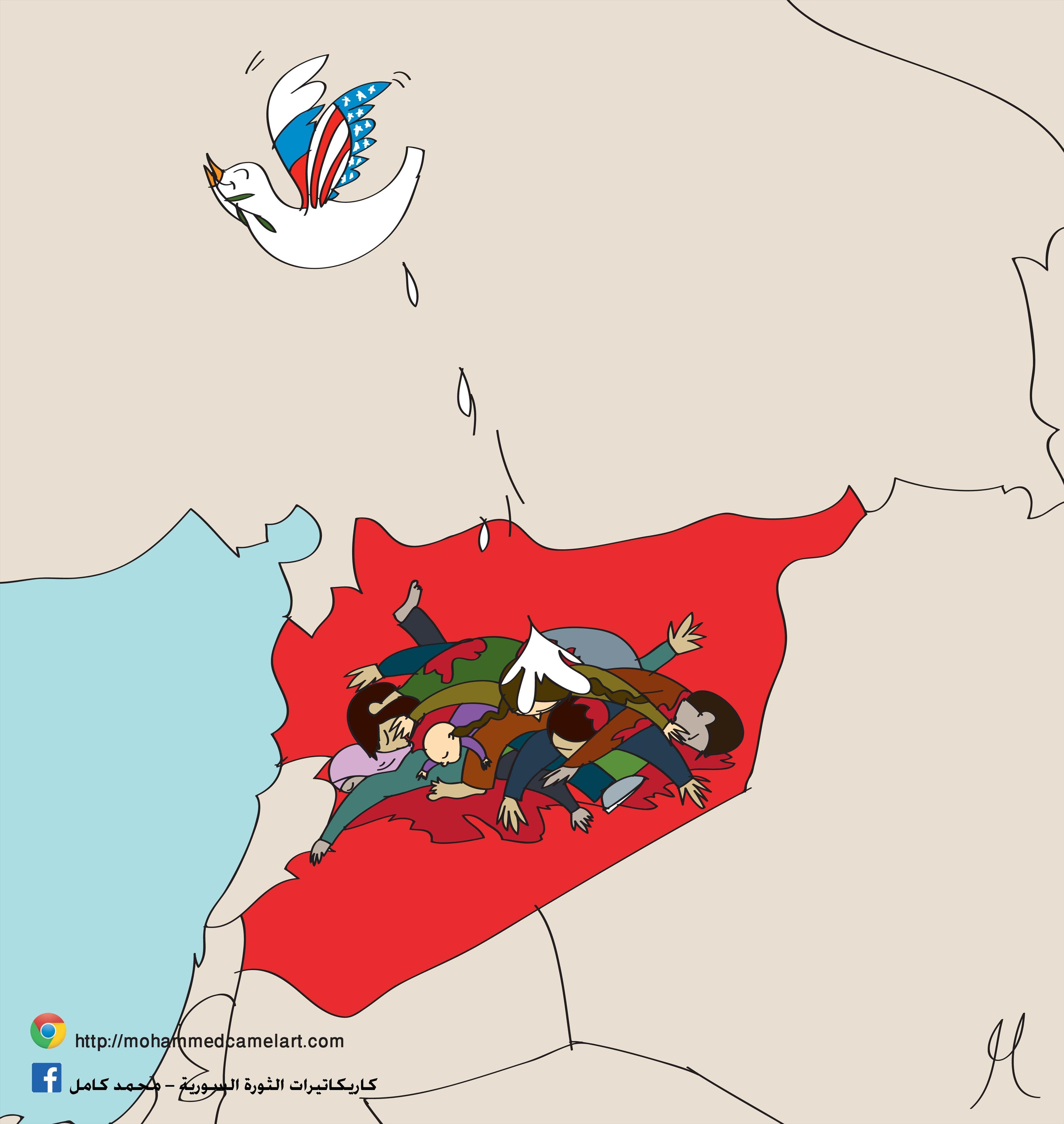 الهدنة في سوريا